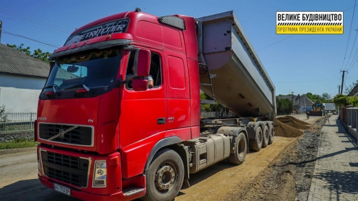 Понад 80 км прикордонної дорожньої інфраструктури відновлять на Закарпатті цього року