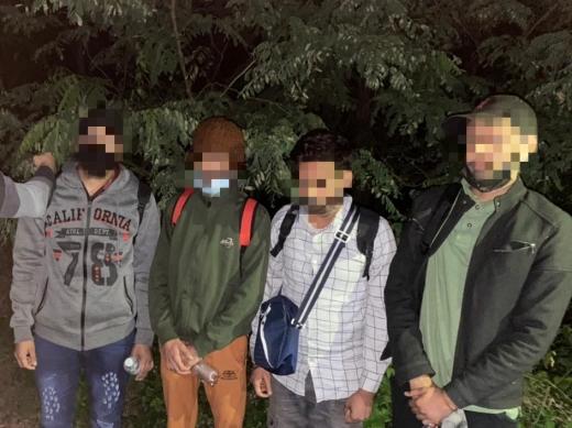 Біля кордону з Угорщиною затримали нелегалів з Індії
