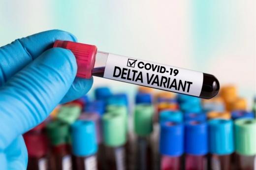 В Ужгороді у двох людей виявили підозру на штам коронавірусу «Дельта»