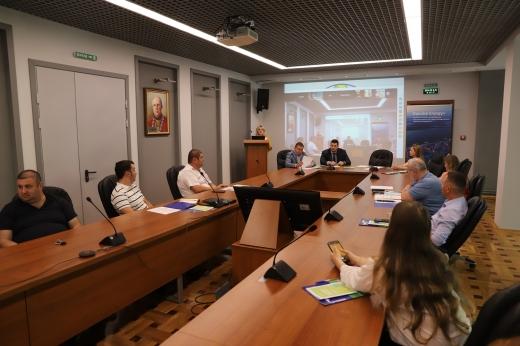 В Ужгороді презентували перший регіональний енергетичний хаб