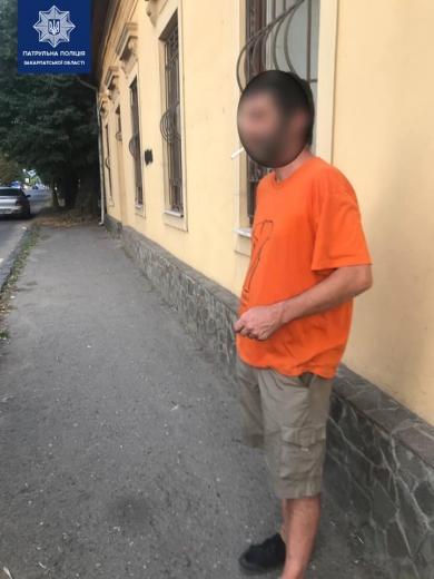 В Ужгороді нетверезий водій їздив після позбавлення права керування судом і вчинив ДТП
