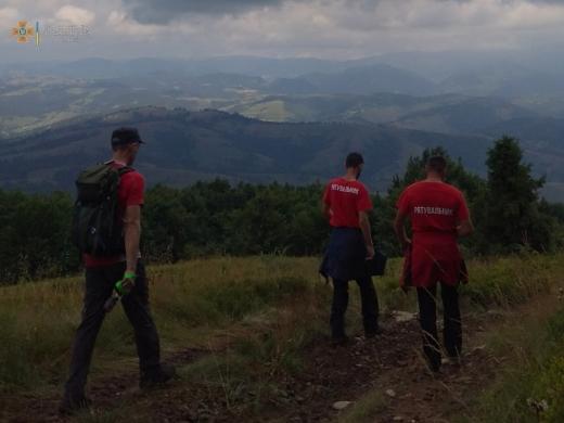 У Карпатах блискавка влучила в туристів: постраждали три людини