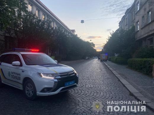 Замінування установи відбування покарань в Ужгороді: що відомо