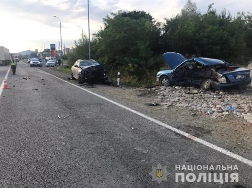 Нетверезому водію, причетному до смертельної аварії на Мукачівщині, обрано запобіжний захід