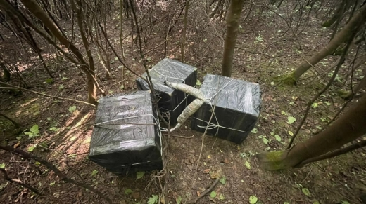 Три спроби контрабанди зупинили вчора на Закарпатті