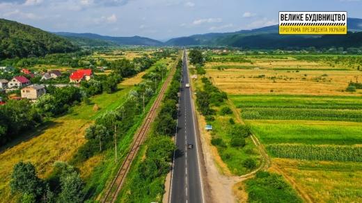 Капітальний ремонт дороги поблизу села Оноківці завершений
