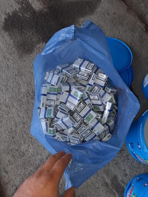 """Курйоз дня: прикордонники виявили пральний порошок з тютюновим """"наповнювачем"""""""