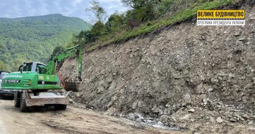Оновлена дорога Н-09 з'єднає три західні області України