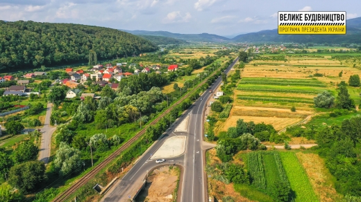 У селі Оноківці завершують ремонт дороги