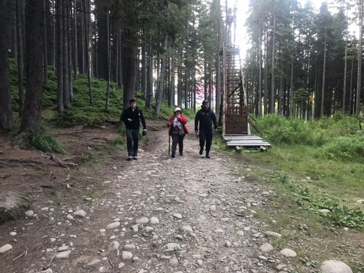 6-річний хлопчик загубився в Карпатах: дитину шукають другий день