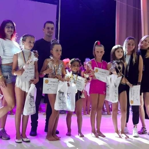 В Ужгороді відбувся відкритий чемпіонат з поул спорту  «POLE DANCE SHOWDOWN 2021»