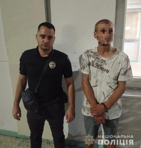 В Ужгороді поліцейські затримали раніше судимого зловмисника, який пограбував пенсіонера