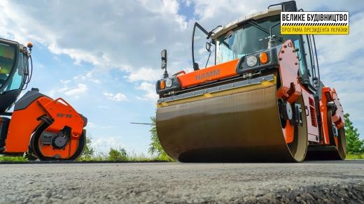 У селах Розівка та Холмок відновили ремонт дороги