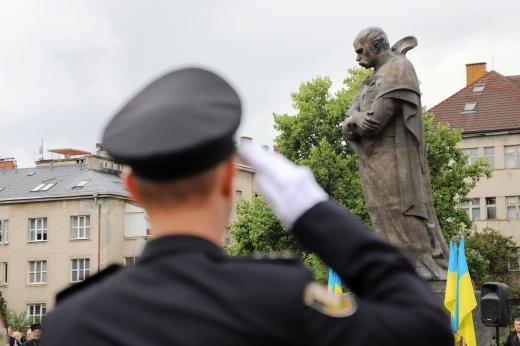 В Ужгороді відбулися урочистості до 30-річчя Незалежності