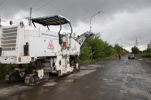 В Ужгороді розпочали капітальний ремонт ще однієї вулиці
