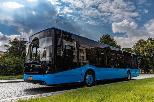До уваги ужгородців: графік руху автобусів на міському маршруті №38