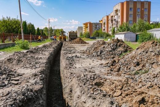 В Ужгороді стартував капітальний ремонт ще однієї вулиці