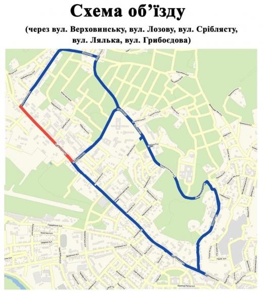 Завтра в Ужгороді відбудуться планові антитерористичні навчання