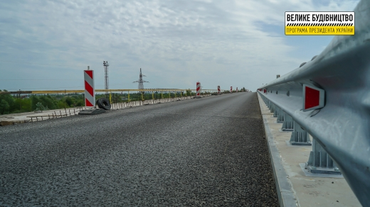 Ремонт найбільшого шляхопроводу Закарпаття планують завершити до кінця вересня
