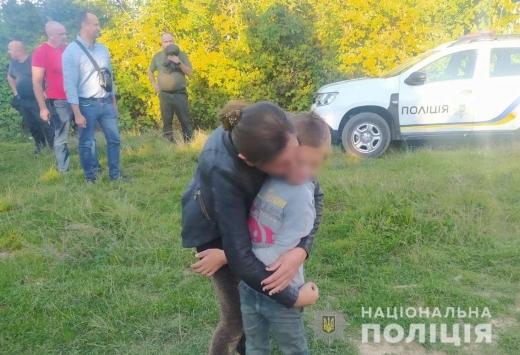 Зайшов до лісу й загубився: на Закарпатті шукали хлопчика