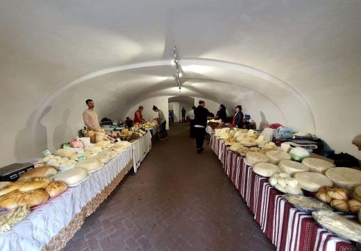 До Дня міста: в центрі Ужгорода працює гастрономічний квартал