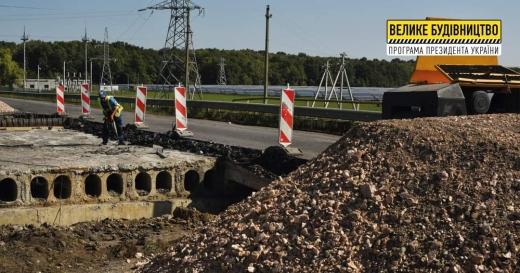 На Ужгородщині розпочали ремонтувати два мости