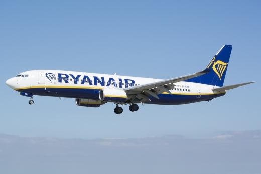 Ryanair готує значне розширення в Україні після угоди про відкрите небо з ЄС