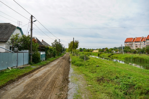 В Ужгороді розпочали капітальний ремонт вулиці Канальної