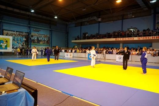 В Ужгороді – чемпіонат України з дзюдо