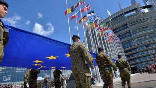 В Україні може з'явитись військова місія ЄС, – ЗМІ