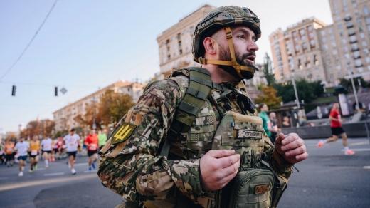 10 жовтня в Ужгороді відбудеться забіг до Дня захисників і захисниць України