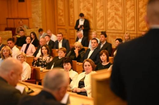 Керівництво облдержадміністрації відзначило юристів Закарпаття