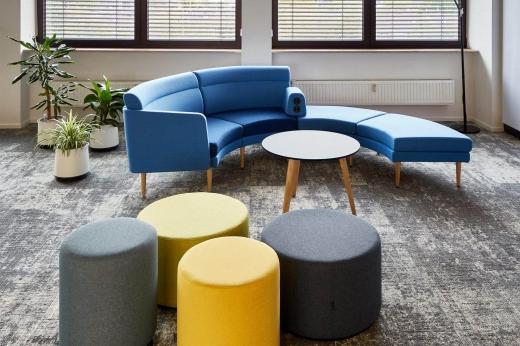 М'які меблі для офісу - як правильно вибирати
